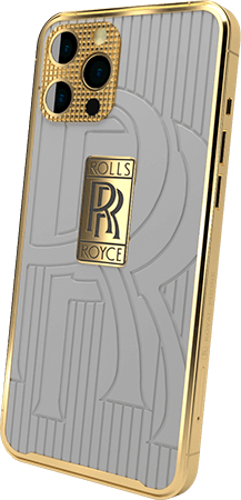 Rolls Royce Gold